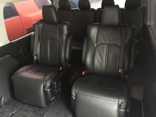 グランドキャビン 特別架装車ファインテックツアラー 4WD 新品バルベロ17インチAW 新品ナスカーイーグル1 全席シートカバー アルパインメモリナビ アルパインフリップダウンモニター 片側パワースライドドア(15枚目)