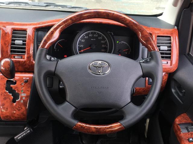 DX 4WD ローダウン1.5インチ ホイール/DEANカリフォルニア新品 タイヤ/グッドイヤーイーグル#1ナスカー16インチ新品 木目調ガングリップステアリング/シフトノブ/インテリアパネル LEDテール(5枚目)