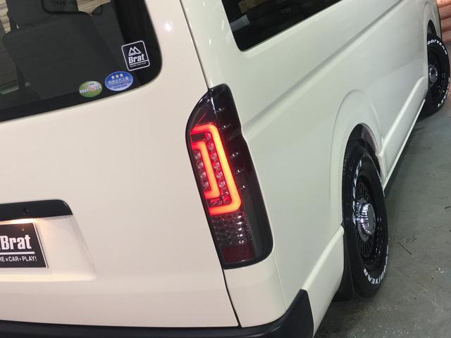 DX 4WD ローダウン1.5インチ ホイール/DEANカリフォルニア新品 タイヤ/グッドイヤーイーグル#1ナスカー16インチ新品 木目調ガングリップステアリング/シフトノブ/インテリアパネル LEDテール(38枚目)