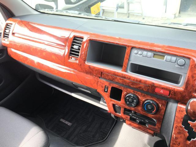 DX 4WD ローダウン1.5インチ ホイール/DEANカリフォルニア新品 タイヤ/グッドイヤーイーグル#1ナスカー16インチ新品 木目調ガングリップステアリング/シフトノブ/インテリアパネル LEDテール(57枚目)