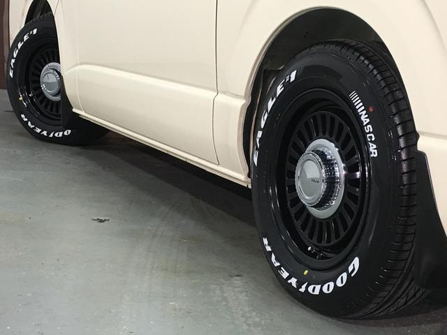 DX 4WD ローダウン1.5インチ ホイール/DEANカリフォルニア新品 タイヤ/グッドイヤーイーグル#1ナスカー16インチ新品 木目調ガングリップステアリング/シフトノブ/インテリアパネル LEDテール(64枚目)