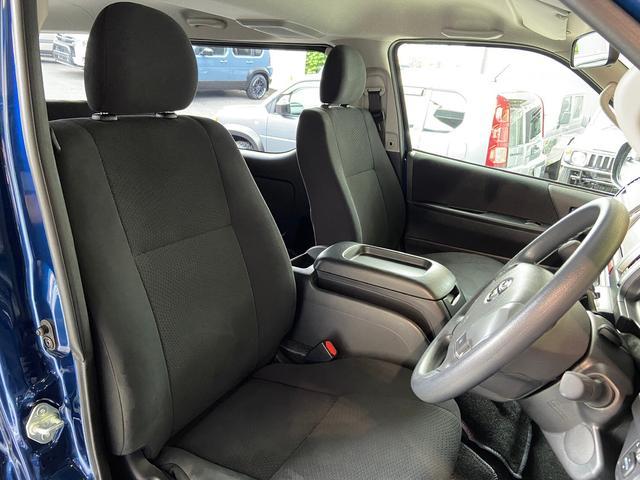 ロングスーパーGL 5型4WD ディーゼル 1.5インチローダウン RoadsterLUXMODELエアロ 415コブラアルミホイール トヨタセーフティセンス 両側パワスラ ビルトインETC2.0 ドラレコ 純正SDナビ(11枚目)