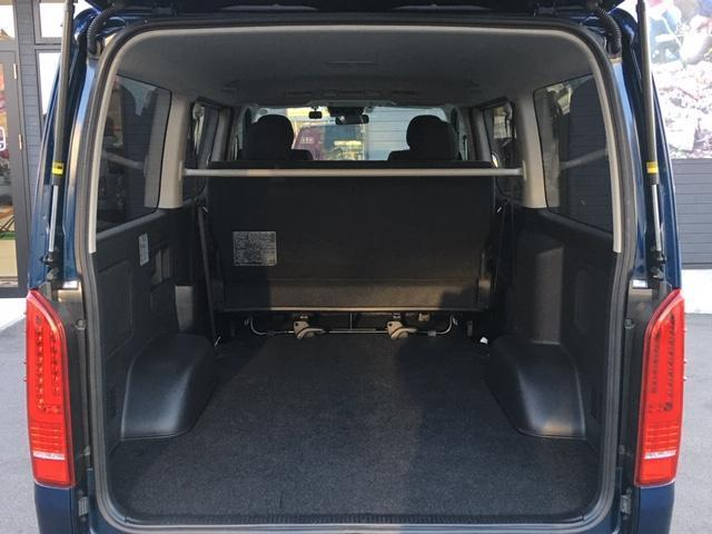 ロングスーパーGL 5型4WD ディーゼル 1.5インチローダウン RoadsterLUXMODELエアロ 415コブラアルミホイール トヨタセーフティセンス 両側パワスラ ビルトインETC2.0 ドラレコ 純正SDナビ(16枚目)