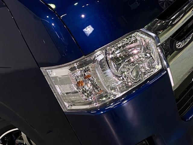 ロングスーパーGL 5型4WD ディーゼル 1.5インチローダウン RoadsterLUXMODELエアロ 415コブラアルミホイール トヨタセーフティセンス 両側パワスラ ビルトインETC2.0 ドラレコ 純正SDナビ(42枚目)