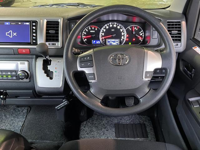 ロングスーパーGL 5型4WD ディーゼル 1.5インチローダウン RoadsterLUXMODELエアロ 415コブラアルミホイール トヨタセーフティセンス 両側パワスラ ビルトインETC2.0 ドラレコ 純正SDナビ(66枚目)