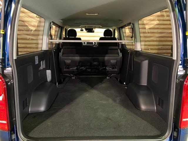 ロングスーパーGL 5型4WD ディーゼル 1.5インチローダウン RoadsterLUXMODELエアロ 415コブラアルミホイール トヨタセーフティセンス 両側パワスラ ビルトインETC2.0 ドラレコ 純正SDナビ(73枚目)