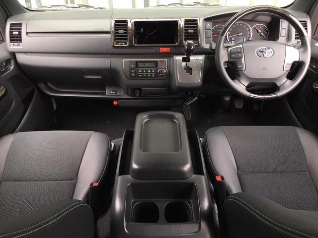 スーパーGL ダークプライムII 4WD 5型 ディーゼル BFグッドリッチA/Tタイヤ16インチ新品&WEDSマッドヴァンス06ホイール ブルバー フロントスポイラー 両側パワスラ プリクラッシュセーフティ オートマチックハイビーム(4枚目)
