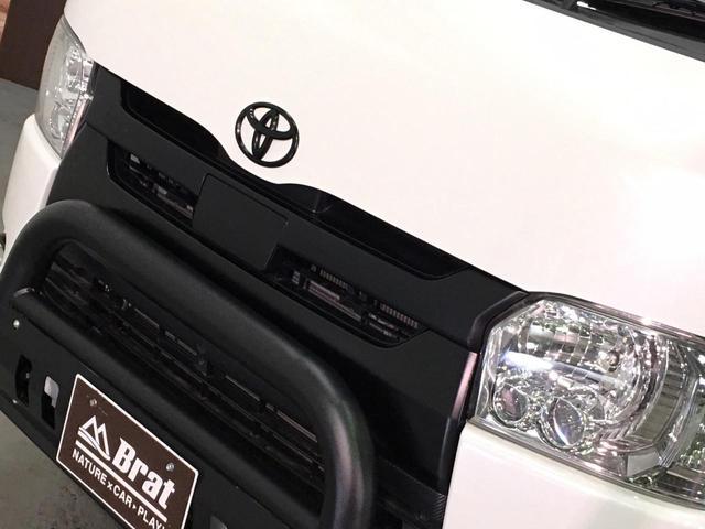 スーパーGL ダークプライムII 4WD 5型 ディーゼル BFグッドリッチA/Tタイヤ16インチ新品&WEDSマッドヴァンス06ホイール ブルバー フロントスポイラー 両側パワスラ プリクラッシュセーフティ オートマチックハイビーム(31枚目)
