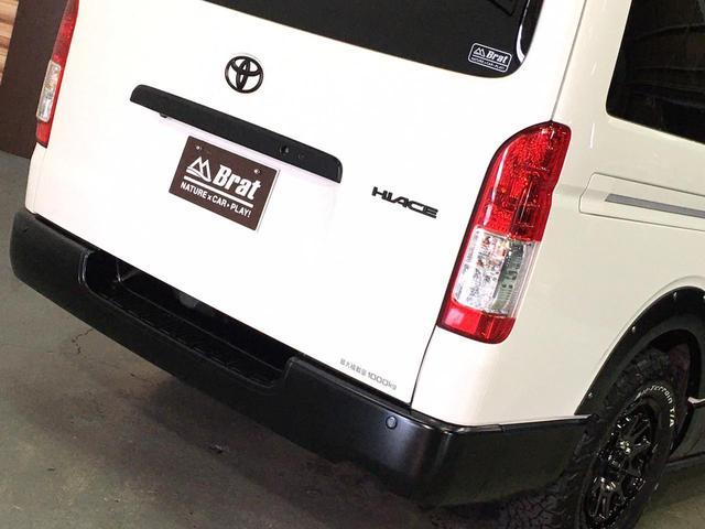 スーパーGL ダークプライムII 4WD 5型 ディーゼル BFグッドリッチA/Tタイヤ16インチ新品&WEDSマッドヴァンス06ホイール ブルバー フロントスポイラー 両側パワスラ プリクラッシュセーフティ オートマチックハイビーム(70枚目)