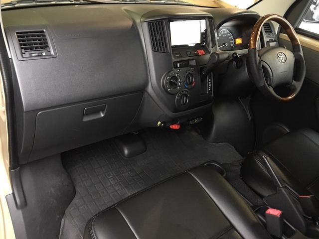 GL NEWペイント/ベージュ トランクフロアフローリング仕様 40ミリリフトアップ ウッドコンビハンドル マキシスバックショット 全塗装済 SDナビ 黒革調シートカバー エクストリームJ14インチアルミ(24枚目)