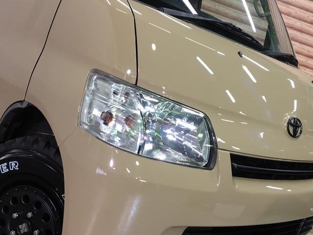 GL NEWペイント/ベージュ トランクフロアフローリング仕様 40ミリリフトアップ ウッドコンビハンドル マキシスバックショット 全塗装済 SDナビ 黒革調シートカバー エクストリームJ14インチアルミ(32枚目)