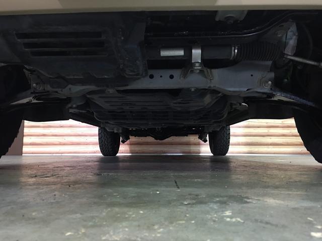 GL NEWペイント/ベージュ トランクフロアフローリング仕様 40ミリリフトアップ ウッドコンビハンドル マキシスバックショット 全塗装済 SDナビ 黒革調シートカバー エクストリームJ14インチアルミ(48枚目)