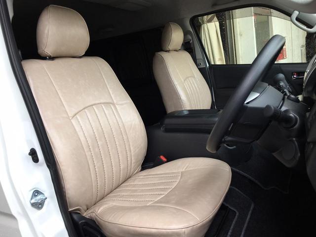 ロングワイドスーパーGL 4WD 6型 ワイドボディ 1ナンバー ベッドキット ホイール ガルシアシスコ タイヤ トーヨーH20ホワイトリボン グリルガード プリクラッシュセーフティ 純正SDナビ Bカメラ ビルトインETC(13枚目)