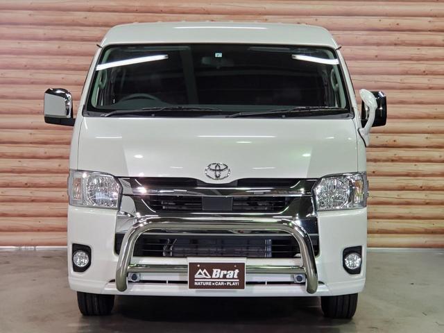 ロングワイドスーパーGL 4WD 6型 ワイドボディ 1ナンバー ベッドキット ホイール ガルシアシスコ タイヤ トーヨーH20ホワイトリボン グリルガード プリクラッシュセーフティ 純正SDナビ Bカメラ ビルトインETC(15枚目)