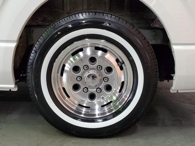 ロングワイドスーパーGL 4WD 6型 ワイドボディ 1ナンバー ベッドキット ホイール ガルシアシスコ タイヤ トーヨーH20ホワイトリボン グリルガード プリクラッシュセーフティ 純正SDナビ Bカメラ ビルトインETC(19枚目)