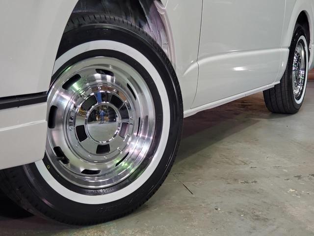 ロングワイドスーパーGL 4WD 6型 ワイドボディ 1ナンバー ベッドキット ホイール ガルシアシスコ タイヤ トーヨーH20ホワイトリボン グリルガード プリクラッシュセーフティ 純正SDナビ Bカメラ ビルトインETC(20枚目)