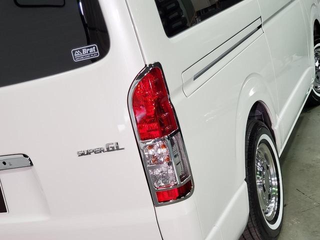 ロングワイドスーパーGL 4WD 6型 ワイドボディ 1ナンバー ベッドキット ホイール ガルシアシスコ タイヤ トーヨーH20ホワイトリボン グリルガード プリクラッシュセーフティ 純正SDナビ Bカメラ ビルトインETC(36枚目)