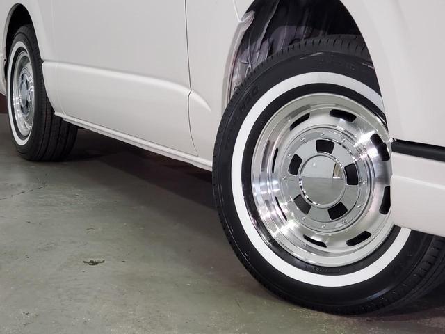 ロングワイドスーパーGL 4WD 6型 ワイドボディ 1ナンバー ベッドキット ホイール ガルシアシスコ タイヤ トーヨーH20ホワイトリボン グリルガード プリクラッシュセーフティ 純正SDナビ Bカメラ ビルトインETC(37枚目)