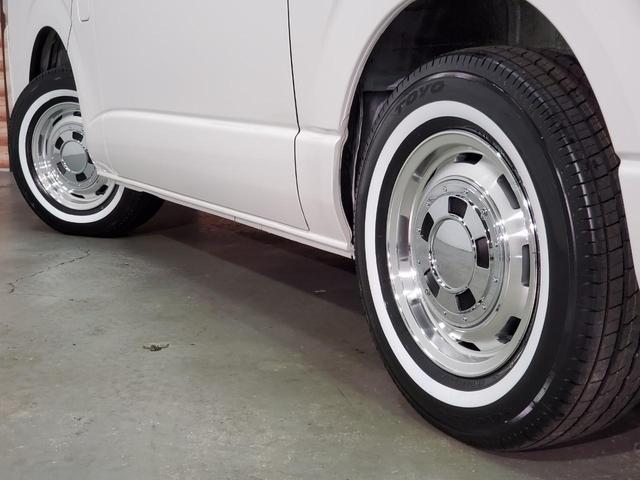 ロングワイドスーパーGL 4WD 6型 ワイドボディ 1ナンバー ベッドキット ホイール ガルシアシスコ タイヤ トーヨーH20ホワイトリボン グリルガード プリクラッシュセーフティ 純正SDナビ Bカメラ ビルトインETC(39枚目)