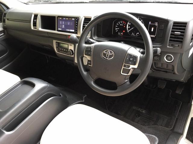 ロングワイドスーパーGL 4WD 6型 ワイドボディ 1ナンバー ベッドキット ホイール ガルシアシスコ タイヤ トーヨーH20ホワイトリボン グリルガード プリクラッシュセーフティ 純正SDナビ Bカメラ ビルトインETC(40枚目)