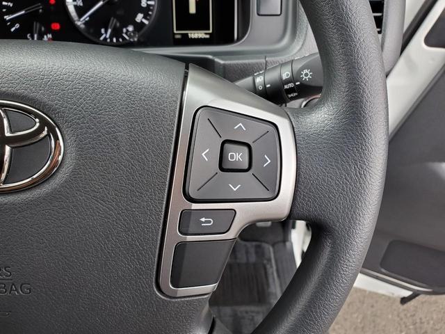 ロングワイドスーパーGL 4WD 6型 ワイドボディ 1ナンバー ベッドキット ホイール ガルシアシスコ タイヤ トーヨーH20ホワイトリボン グリルガード プリクラッシュセーフティ 純正SDナビ Bカメラ ビルトインETC(42枚目)