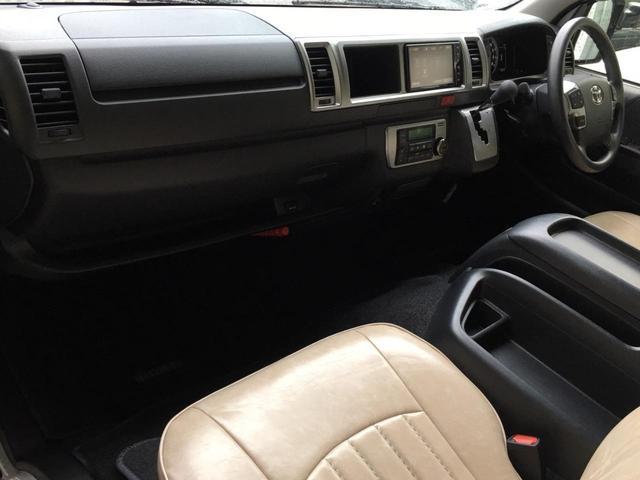 ロングワイドスーパーGL 4WD 6型 ワイドボディ 1ナンバー ベッドキット ホイール ガルシアシスコ タイヤ トーヨーH20ホワイトリボン グリルガード プリクラッシュセーフティ 純正SDナビ Bカメラ ビルトインETC(47枚目)