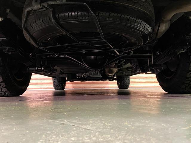 スーパーGL ダークプライムII 4WD 純正エンジンスターター オーバーフェンダー セミグロスブラックペイント WEDSマッドヴァンス06新品16インチAW 新品BFグッドリッチ フロントバンパーガードLED フリップダウンモニター(13枚目)