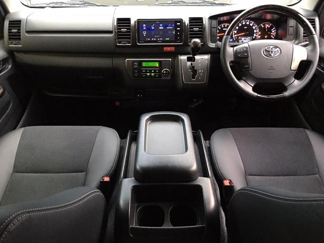 スーパーGL ダークプライム 4WD ベッドキット ESSEXエアロ ローダウン MKWMK-85&グッドイヤーイーグル1ナスカータイヤ(新品)バックカメラ ドラレコ LEDヘッドライト プッシュスタート 100V USBソケット(5枚目)