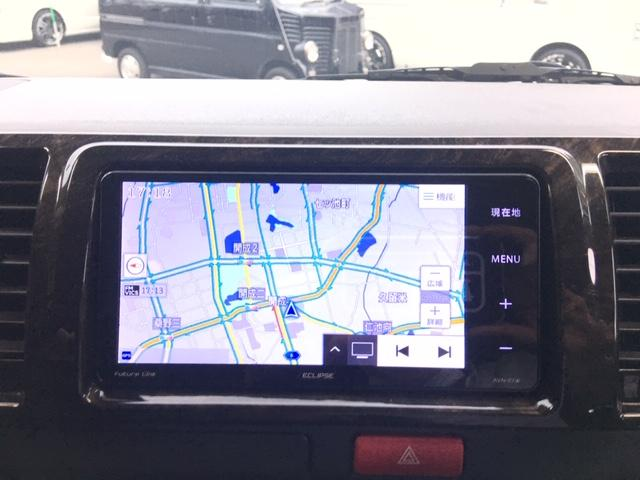 スーパーGL ダークプライム 4WD ベッドキット ESSEXエアロ ローダウン MKWMK-85&グッドイヤーイーグル1ナスカータイヤ(新品)バックカメラ ドラレコ LEDヘッドライト プッシュスタート 100V USBソケット(19枚目)