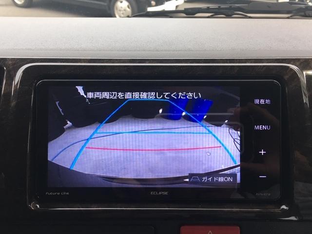 スーパーGL ダークプライム 4WD ベッドキット ESSEXエアロ ローダウン MKWMK-85&グッドイヤーイーグル1ナスカータイヤ(新品)バックカメラ ドラレコ LEDヘッドライト プッシュスタート 100V USBソケット(20枚目)
