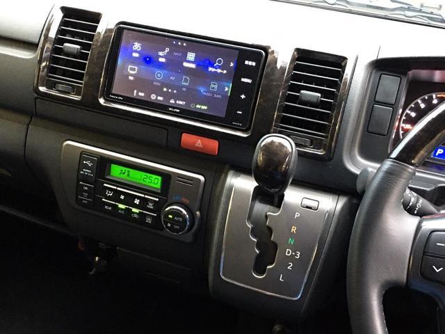 スーパーGL ダークプライム 4WD ベッドキット ESSEXエアロ ローダウン MKWMK-85&グッドイヤーイーグル1ナスカータイヤ(新品)バックカメラ ドラレコ LEDヘッドライト プッシュスタート 100V USBソケット(21枚目)
