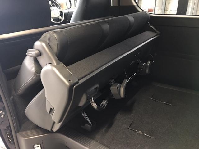 スーパーGL ダークプライム 4WD ベッドキット ESSEXエアロ ローダウン MKWMK-85&グッドイヤーイーグル1ナスカータイヤ(新品)バックカメラ ドラレコ LEDヘッドライト プッシュスタート 100V USBソケット(30枚目)