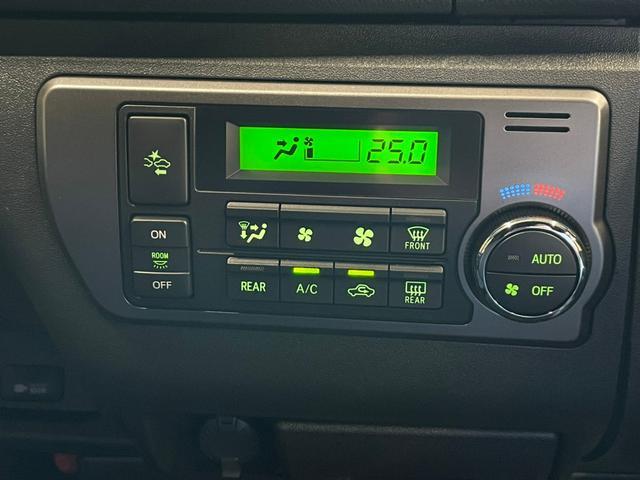 スーパーGL ダークプライムII 4WD6型 禁煙車 TRDフロント/サイドリアスポイラー 1.5インチローダウン デジタルインナーミラー プリクラッシュセーフティ レーンディパーチャーアラート オートマチックハイビーム 100V電源(9枚目)