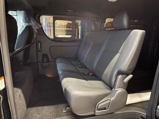 スーパーGL ダークプライムII 4WD6型 禁煙車 TRDフロント/サイドリアスポイラー 1.5インチローダウン デジタルインナーミラー プリクラッシュセーフティ レーンディパーチャーアラート オートマチックハイビーム 100V電源(47枚目)