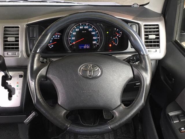 ロングスーパーGL 4WD ディーゼル NEWペイント/エメラルドグレーメタリック DEANカリフォルニア新品ホイール グッドイヤーイーグル#1ナスカー新品タイヤ セミグロスブラックアウト 後席ダークプライム専用シート(5枚目)