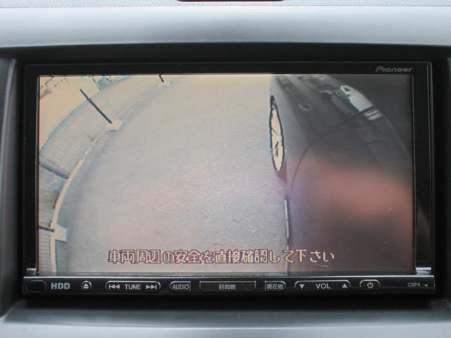 20S 純正HDDナビフリップダウンモニター両側電動ドア(13枚目)