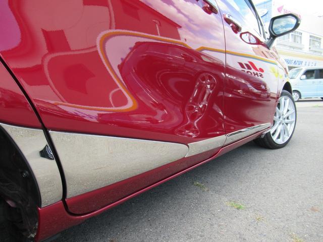 ハイブリッドG クエロ 後期モデル TRDエアロ 17インチAW ストラーダ10インチSDナビTV ハーフレザーシート LEDライト 両側パワースライドドア トヨタセーフティーセンス クルーズコントロール メッキガーニッシュ(18枚目)