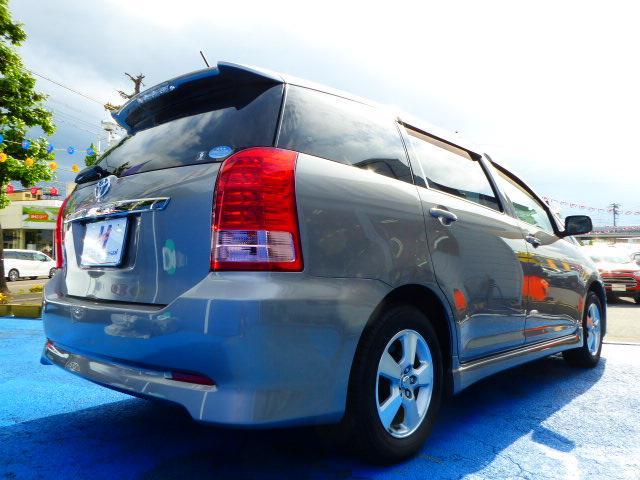 トヨタ ウィッシュ X エアロスポーツパッケージ 4WD 1オーナー車 Bカメラ