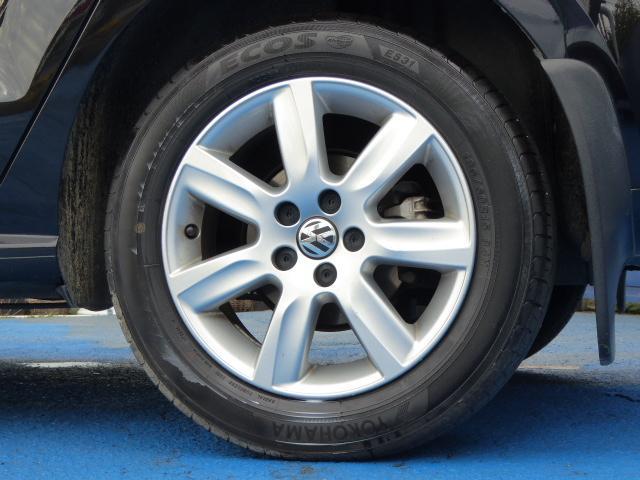 フォルクスワーゲン VW ポロ TSIハイライン 1オーナー車 純正SDナビ 地デジ