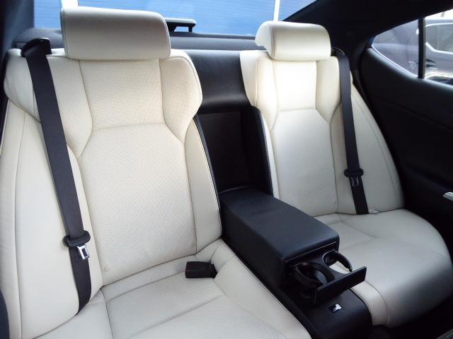 レクサス IS F ベースグレード サンルーフ セミアニリン白革 TEIN車高調
