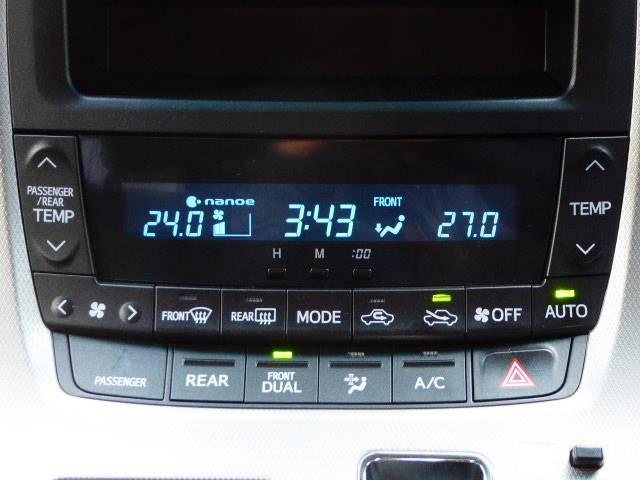トヨタ アルファード 240S 地デジ社外SDナビ 両側パワースライド ETC