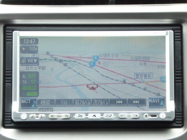 ホンダ フィット G Fパッケージ 1セグ社外HDDナビ 取扱説明書