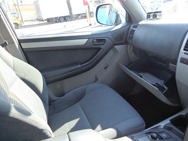 トヨタ ハイラックスサーフ SSR-X 4WD 地デジ社外メモリーナビ Bカメラ ETC