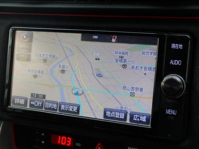 トヨタ 86 GTリミテッド 地デジ純正SDナビ Bカメラ ETC VSC
