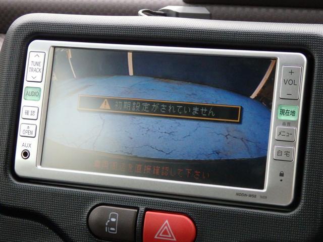 F 1セグ純正DVDナビ Bカメラ 横滑り 片側自動ドア(6枚目)