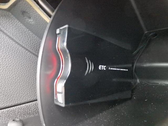 ETC搭載。高速道路で料金所に並ぶ事もなく楽々通過できます。