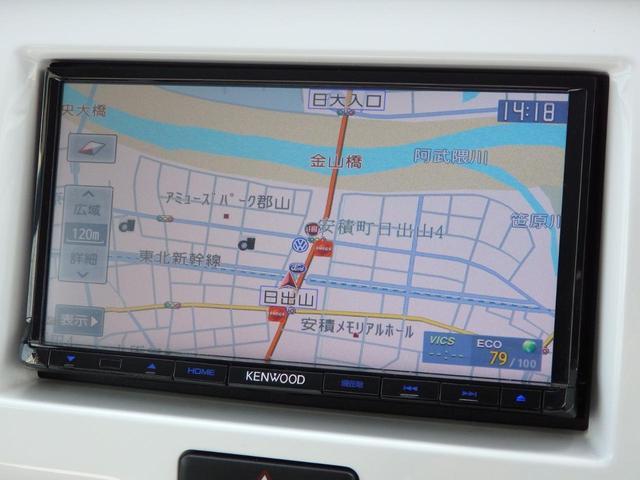 Xターボ 1セグ社外メモリーナビ HID シートヒーター(6枚目)