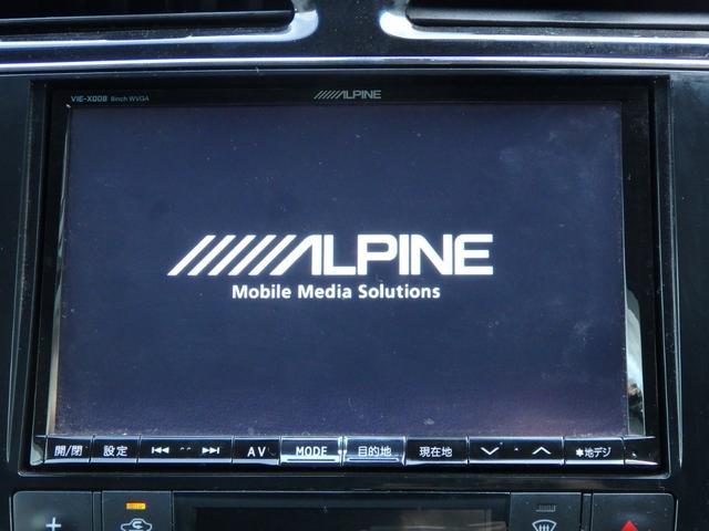 ドライブには必需品!!社外SDナビ付きです!フルセグTVも視聴可能です!!