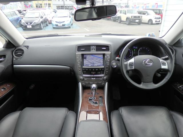 「レクサス」「IS」「セダン」「福島県」の中古車3