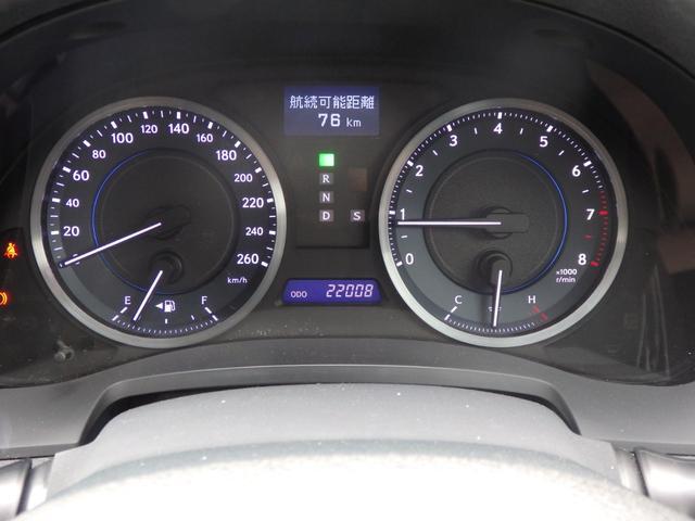 「レクサス」「IS」「セダン」「福島県」の中古車23